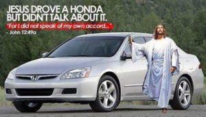 Jesus Honda